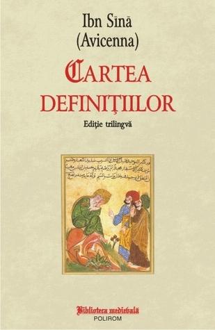 Cartea definiţiilor  by  Ibn Sina