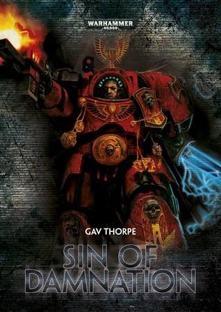 Sin of Damnation Gav Thorpe