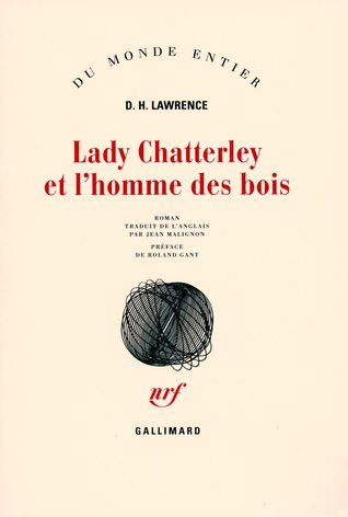 Lady Chatterley et lhomme des bois D.H. Lawrence