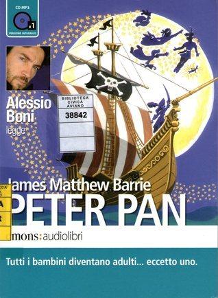 Peter Pan letto da Alessio Boni J.M. Barrie