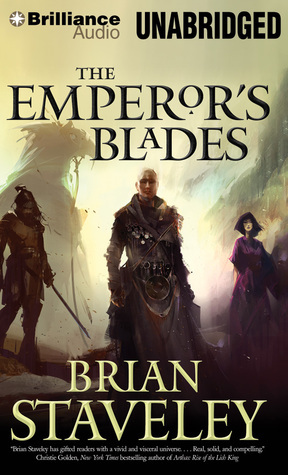 Emperors Blades, The  by  Brian Staveley