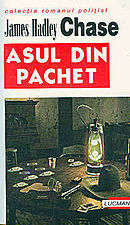 Asul din pachet  by  James Hadley Chase