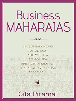 Business Maharajas Gita Piramal