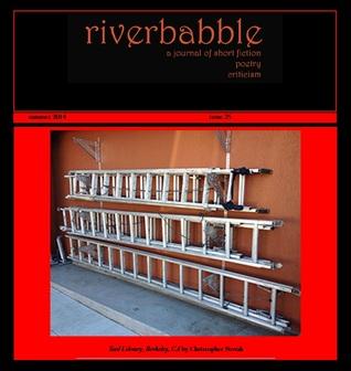 Riverbabble #25 Rafael Jesús González