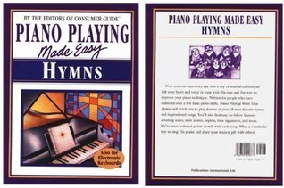 Piano Playing Made Easy: Hymns  by  Gilbert Debenedetti