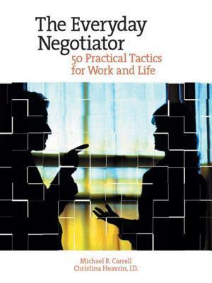 Everyday Negotiator Michael Carrell