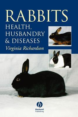 Rabbits  by  Virginia Richardson