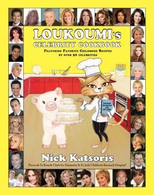Loukoumis Celebrity Cookbook  by  Nick Katsoris