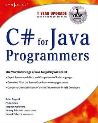 C# for Java Programmers  by  Brian  Bagnall