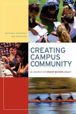 Creating Campus Community  by  W M McDonald