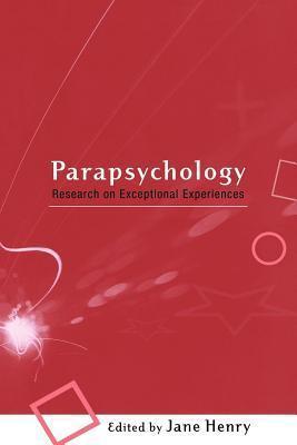 Parapsychology Jane Henry