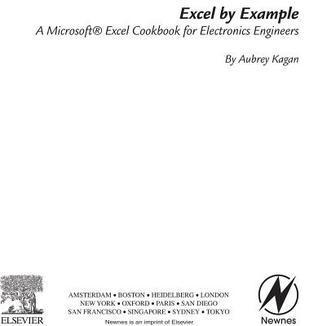 Excel Example by Aubrey Kagan