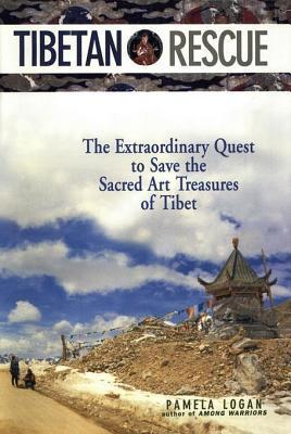 Tibetan Rescue  by  Pamela Logan