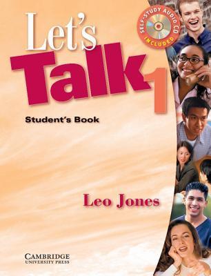 Lets Talk 1 Class Audio CDs  by  Leo Jones