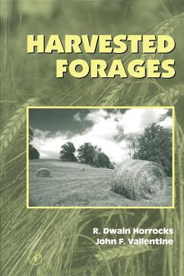 Harvested Forages Rodney Dwain Horrocks