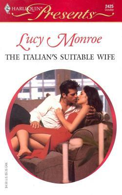 Italians Suitable Wife  by  Lucy Monroe