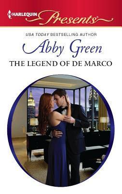 Legend of de Marco  by  Abby Green