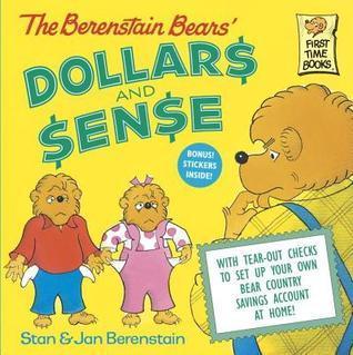 Berenstain Bears Dollars and Sense Stan Berenstain