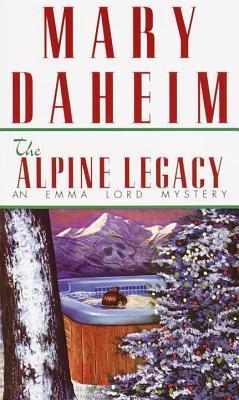 Alpine Legacy  by  Mary Daheim