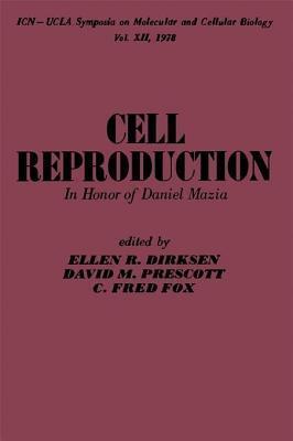 Cell Reproduction  by  Ellen Dirksen