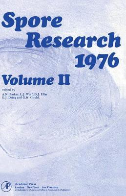 Spore Research 1976 V2  by  A.N. Barker