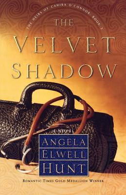 The Velvet Shadow  by  Angela Elwell Hunt