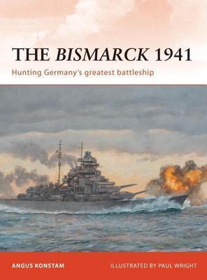 Bismarck 1941 Angus Konstam