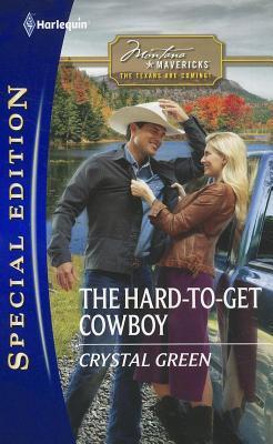 Hard-To-Get Cowboy Crystal Green
