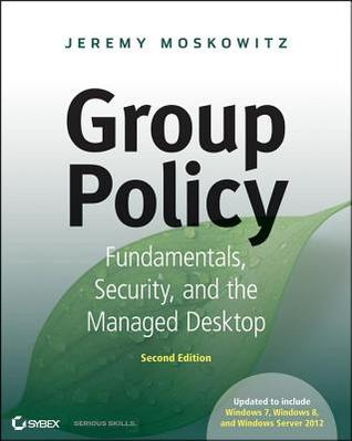 Group Policy Jeremy Moskowitz