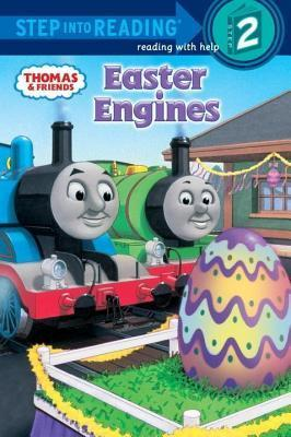 Easter Engines  by  Wilbert Awdry