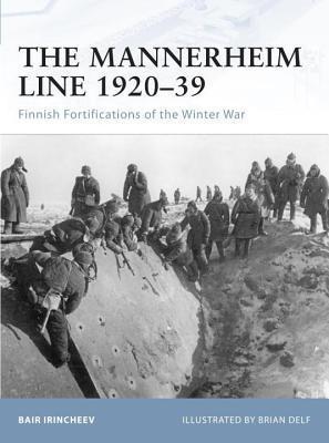 Mannerheim Line 1920-39 Bair Irincheev