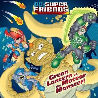 Green Lantern vs. the Meteor Monster!  by  Billy Wrecks
