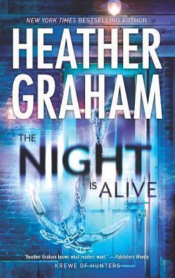 Night Is Alive Book 10 in Krewe of Hunters Series Heather Graham