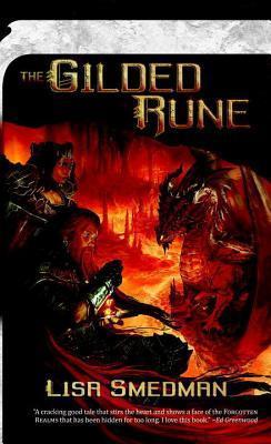 Gilded Rune  by  Lisa Smedman