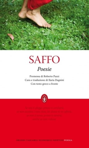 Poesie. Testo greco a fronte  by  Sappho