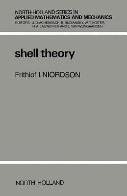 Shell Theory F.I. Niordson