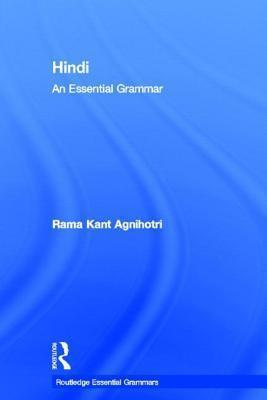 Hindi: Essential Grammar  by  Rama Kant Agnihotri