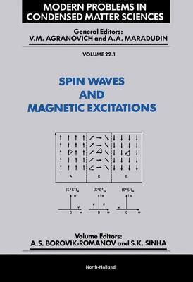 Spin Waves and Magnetic Excitations Unknown