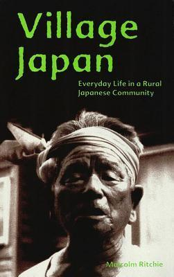 Village Japan  by  Malcolm Ritchie