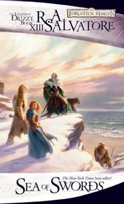 Sea of Swords  by  R.A. Salvatore