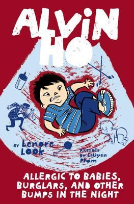 Allergic to Babies, Burglars, and Other Bumps in the Night  by  Lenore Look