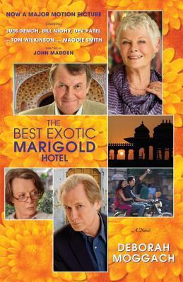 Best Exotic Marigold Hotel  by  Deborah Moggach