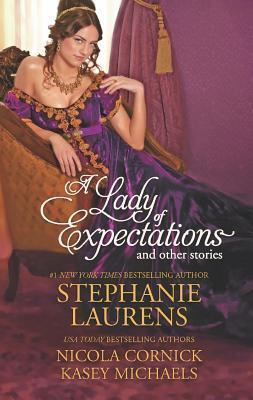 Lady of Expectations and Other Stories a Lady of Expectations/The Secrets of a Courtesan/How to Woo a Spinster  by  Stephanie Laurens