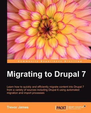 Migrating to Drupal Trevor James