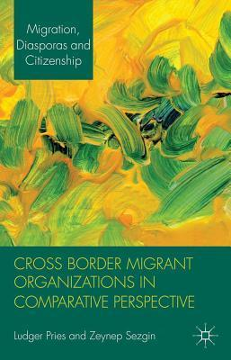 Cross Border Migrant Organizations in Comparative Perspective Ludger Pries