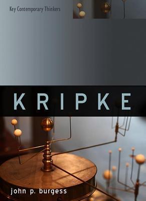 Kripke  by  John P. Burgess
