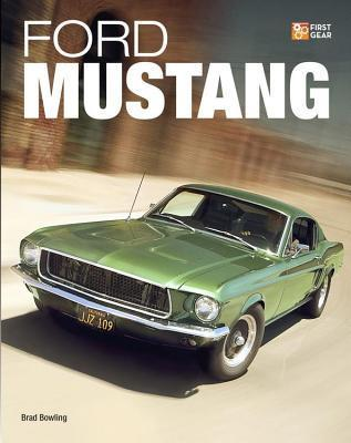 Ford Mustang Brad Bowling