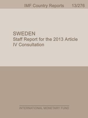 Sweden: 2013 Article IV Consultation  by  International Monetary Dept