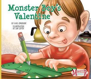 Monster Boys Valentine Carl Emerson