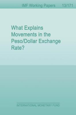 What Explains Movements in the Peso/Dollar Exchange Rate?  by  Yi Wu